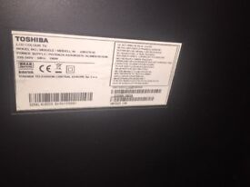 40 inch Television Toshiba. This tv works perfectly. only for sale 150. I have a new television