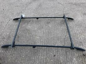 Vauxhall Astra Van, Estate roof rails, with roof bars, rack
