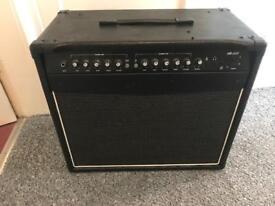 Celestial loaded Harley Benton hb80 guitar amp