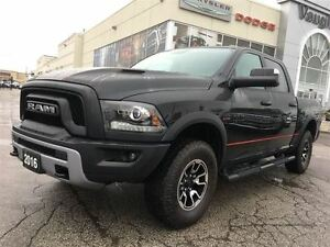 2016 Ram 1500 Rebel (140.5 WB - 5.7 Box)