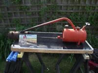 SHEEN X300 FLAME GUN / WEED BURNER, £30 ono