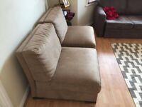 2+ OKA sofa chairs (worth £1,600 when new)