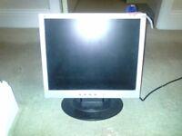 Acer Computer Monitor AL 1715