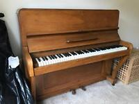 Piano Normelle - free to good home!