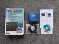 Enntec - DMXIS - Digital Lighting Controller - (Ableton Live, Logic Pro, Cubase)