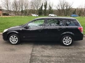 Vauxhall Astra Estate Design 1.7 CDTi Black 08