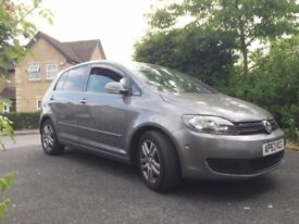VW GOLF PLUS 1.6 TDI Bluemotion 2014. DSG AUTOMATIC