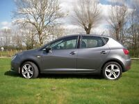 Seat Ibiza 1.2 TSI SE DSG Auto 5 door, excellent condition, 1 previous owner, FSH, economical, £5995