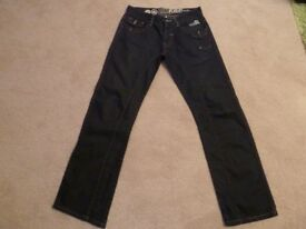 Gents crosshatch jeans