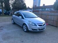 Vauxhall Corsa 1.2, 2007, Only 79K, New MOT, Taxed