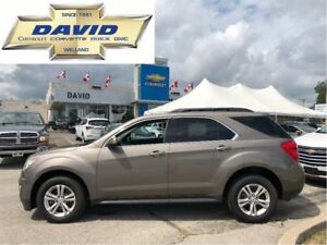 2012 Chevrolet Equinox 2LT FWD/ LOADED/ HEAT, POWER SEAT/ LOCAL