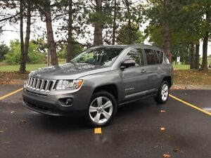 2011 Jeep Compass NORTH EDITION - ALLOYS - 1 OWNER OFF LEASE