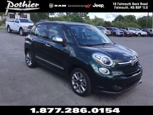 2015 Fiat 500L LOUNGE | LEATHER | REAR CAMERA | SUNROOF |