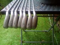 Set of g5 ping irons