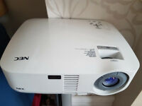 NEC VT48 VIDEO PROJECTOR FOR SALE