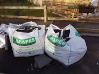 Stone for laying patio, Type 1, 1T bags