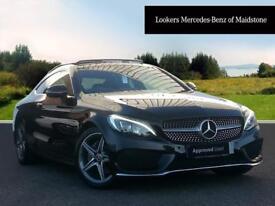Mercedes-Benz C Class C 200 AMG LINE PREMIUM PLUS (black) 2017-06-26