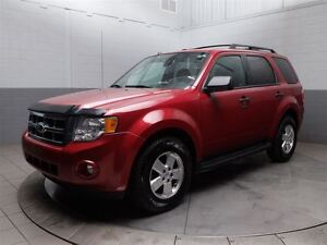 2011 Ford Escape XLT V6 AWD MAGS CUIR