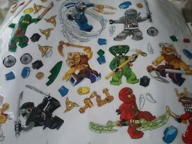 Ninjago bedroom wall stickers