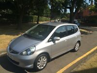 2007 Honda JAZZ Aircon Heated Mirror Remote Keys Alloys 1 Year Mot Powe Mirrors