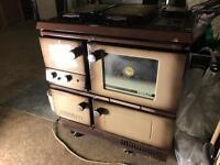 Aga cooker stove