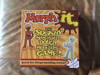 "Morph It. ""The Squishy Squashy Dough Modelling Game!"
