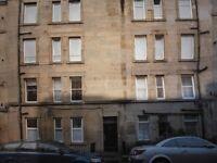 1 double bedroom flat - gorgie area