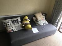Living room sofa bed sitting