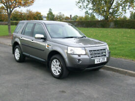 2007 57 reg Land Rover Freelander 2 2.2 Td4 XS. WITH PRIVATE PLATE