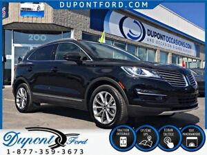 2018 Lincoln MKC Select AWD-TOIT PANO-GPS-200A-JAMAIS ACCIDENTÉ