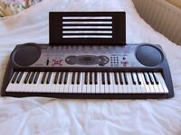 Casio LK 35 polyphony keyboard Great condition 61 keys full size keyboard with light teaching system
