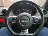 AUDI A3 ***BREAKING*** 8P FACELIFT S3 RS3 BLACK EDITION S LINE