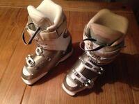 Rossignol Ski Boots - Size 23.5 - Ladies