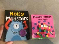 FREE - two small kids / baby books