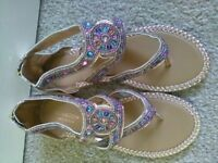 Girls monsoon sandals