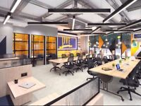 Office Space in Hammersmith Road, W6 - Hammersmith Hot-Desking From £250