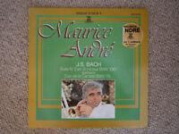 Vinyl LPs x 3 - Brass, Trumpet, Cornet - Maurice Andre, Alan Morrison, James Shepherd (b)