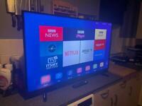 Hisense 50 inch smart tv