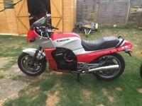 Kawasaki GPZ900r 1986 A2 VERY VERY LOW MILES 9470 GREAT RESTO SWOP PX