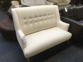 2 Seater Sofa #42307 £99