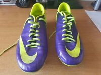 Boys Nike Football boots for sale, Good condition, Size UK 8