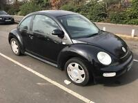 2004 Volkswagen Beetle IMMACULATE MOT. TAX 1.6 Turbo Alloys