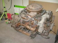 305 motor and 4L60 transmission