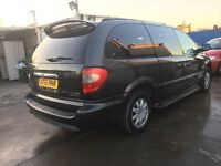 2005 | Chrysler Grand Voyager 2.8 CRD Limited | Full Service History | Full Leather | Heated seats
