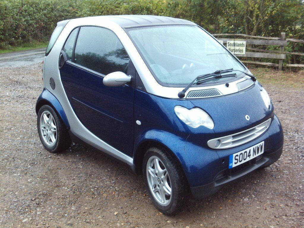 Smart CITY-COUPE 2004