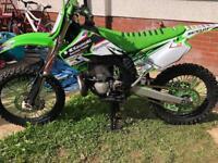 Kawasaki Kx250 2003 not cr rm yz kxf