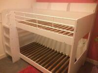 Julian Bowen domino bunk bed.