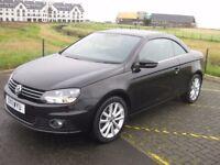 Volkswagen Eos 1.4 Tsi Se cabriolet, low miles full service history!