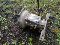 Boat Ford marine gearbox