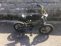 14 inch batman bike